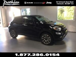 2017 Fiat 500X Trekking | LEATHER | SUNROOF | UCONNECT |
