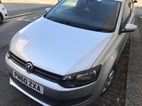 Vw polo 1.2 diesel manual 2010 cat d