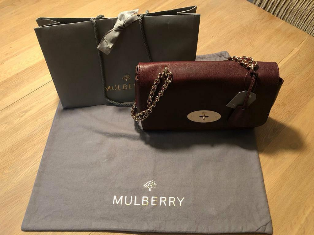 Authentic Mulberry Lily bag in Oxblood   in Reading, Berkshire   Gumtree 2f4c4400e8