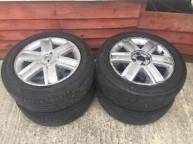 Renault Scenic alloy wheels