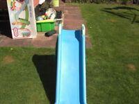 childs garden slide, little tikes big play