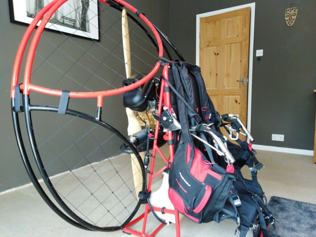 FreshBreeze Thorix Polini 130 Paramotor | in Lifton, Devon | Gumtree