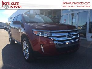2013 Ford Edge 4dr SEL AWD *** PST PAID***
