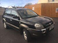 Hyundai Tucson 2.0 crtd 4x4 (12 months mot)