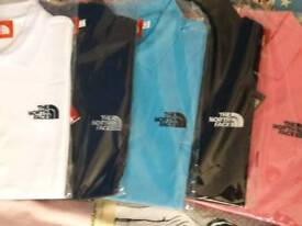 North face polo shirts smalls 1st pic larges 2 nd pic xl last pic