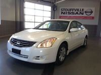2011 Nissan Altima 2.5 S Nissan Certified interest Rates Sarting