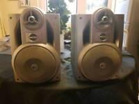 LG 3 ways speakers