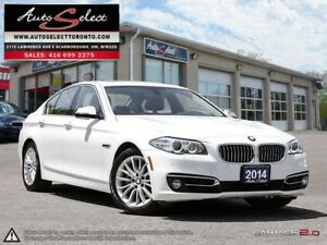2014 BMW 528i xDrive AWD ONLY 84K! **TECHNOLOGY PKG** CLEAN C...