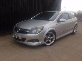"2006 Vauxhall Astra 1.8 i 16v SRi Sport Hatch 3dr Exterior Pack 18"" Alloy wheels 12Months MOT May Px"