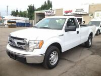 2014 Ford F-150 loaded chrome, fin or lease from 4.99%oac