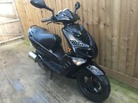 Peugeot Speedfight 2 100cc 12 months mot scooter moped mint beat you will find