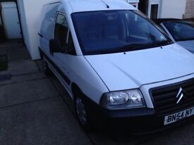 Citroen dispatch 1.9