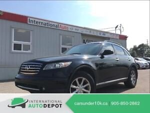 2008 Infiniti FX35 AWD | LEATHER | MOONROOF