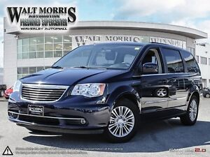 2016 Chrysler Town & Country Touring-L - LEATHER, STOW N GO, HEA