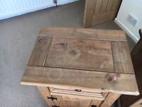 2 x Bed Size Tables
