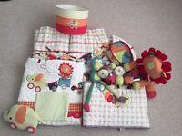 Mamas and papas jamboree nursery interior collection