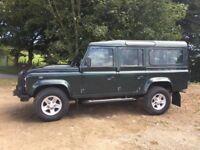 Land Rover Defender 110 2.4 TDi XS 4X4 5dr