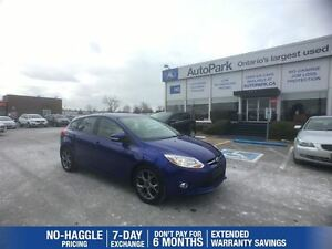 2013 Ford Focus SE| Bluetooth| Cruise control| Alloys