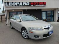 2007 Mazda MAZDA6 GS,Full Automatic*Pwr Seat*Certified*