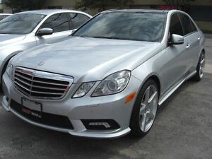 2010 Mercedes-Benz E-Class E350 4MATIC * Sunroof / Leather* London Ontario image 1