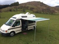 1995 Ford Transit AUTOSLEEPER DUETTO Inter-cooled Turbo 2.5 Diesel
