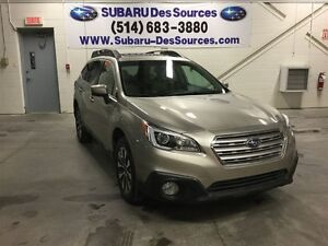 2015 Subaru Outback 3.6R Limited at LTD, Navi, Mags, Sunroof, Le