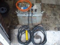 CYTRINGAN OIL COOLED ARC WELDER 140AMP