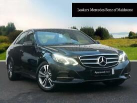 Mercedes-Benz E Class E220 BLUETEC SE (black) 2015-11-13