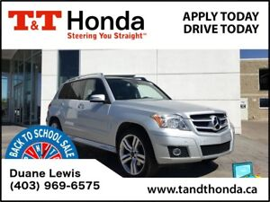 2010 Mercedes-Benz GLK-Class *C/S*GLK350 4MATIC* One Owner, Navi