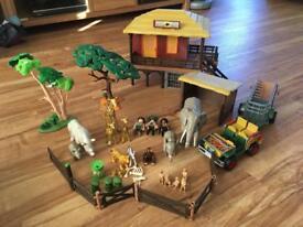 Playmobil Safari XL SET