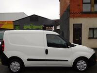 Finance Available from £3.17 a day! 1 owner from new .. Vauxhall Combo 62 plate with F/S/H (3)