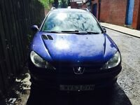 Cheap Peugeot 206 sw for sale only 180 pounds