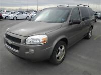 2006 Chevrolet Uplander LEATHER TRIM 7 PASS PWR OPTS