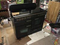 Rangemaster classic 110 electric range cooker