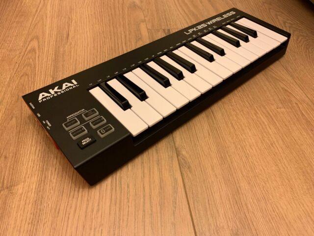 Akai LPK25 Wireless MIDI Keyboard   in West Hampstead, London   Gumtree