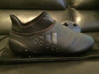 For sale a pair of Men's Adidas X17+ FG purespeed football boots