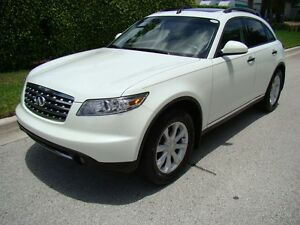 2006 Infiniti Fx35 in great condition low mileage!