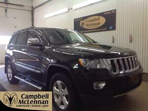2012 Jeep Grand Cherokee Overland 4WD, Panoramic Sunroof, Ventil