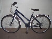 "Aluminium Ladies/Womens Giant CRS 2.5 (19"" frame) Hybrid/Commuter/Town Bike (will deliver)"