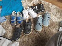Designer shoes toddler size 7 Euro 24