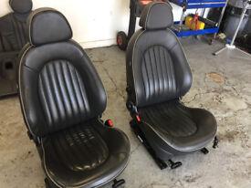 Mini leather Seats