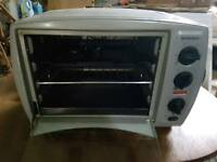 Grill and oven