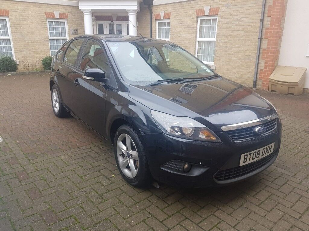 2008 Ford Focus 1 8 Full Rac Report Full Service History Immaculate