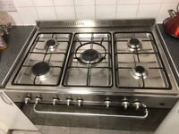 COOKER AND GRILL *VERY GOOD CONDITION*