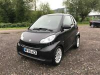 SMART FORTWO PASSION 2009 DONE 60K MILES FROM NEW LONG MOT SERVICE HISTORY DRIVES LOVELY