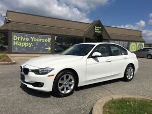 2013 BMW 3 Series 320i / LEATHER / SUNROOF