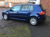Golf 1.9 tdi 2007. Outstanding condition. 1 previous owner