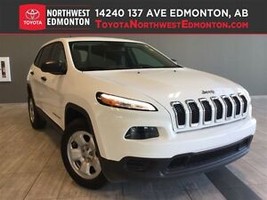 2015 Jeep Cherokee Sport | Heat Seat | Heat Wheel | Backup Cam