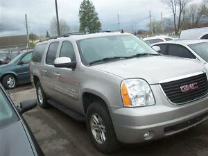 2007 GMC Yukon XL SLT TOP OF THE LINE LUXURY