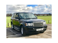 CHEAP -- Range Rover Sport 2.7 TD V6 S -- Diesel --- Part Exchange OK -- Drives Good